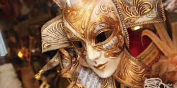 Maschere carnevale venezia 2020