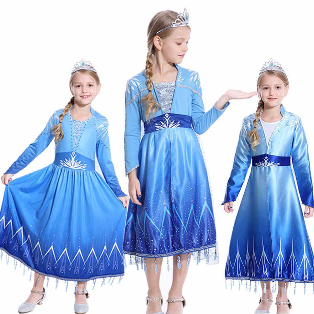 Come fare un costume di Elsa