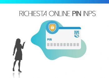 richiesta pin inps