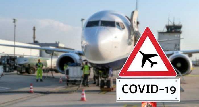 volo annullato coronavirus