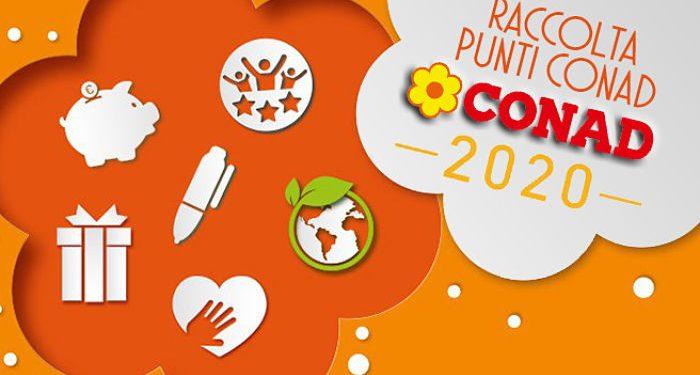 raccolta punti conad 2020
