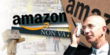 amazon non va