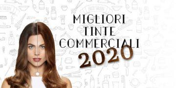 migliori tinte capelli 2020