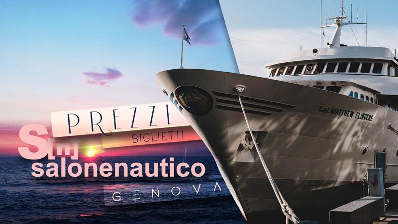 biglietti salone nautico 2020