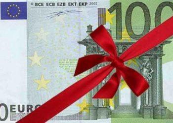 biglietto 100 euro regalo