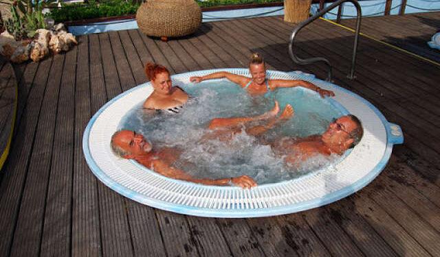 vasca idromassaggio vasca GIBO
