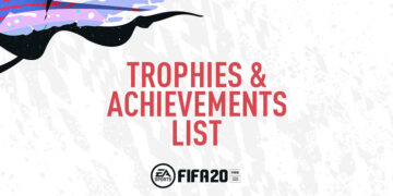 Lista trofei fifa 2021 ps4
