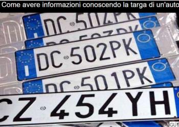 targa auto info